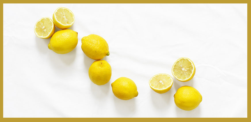 Olive oil with lemon to lose weight