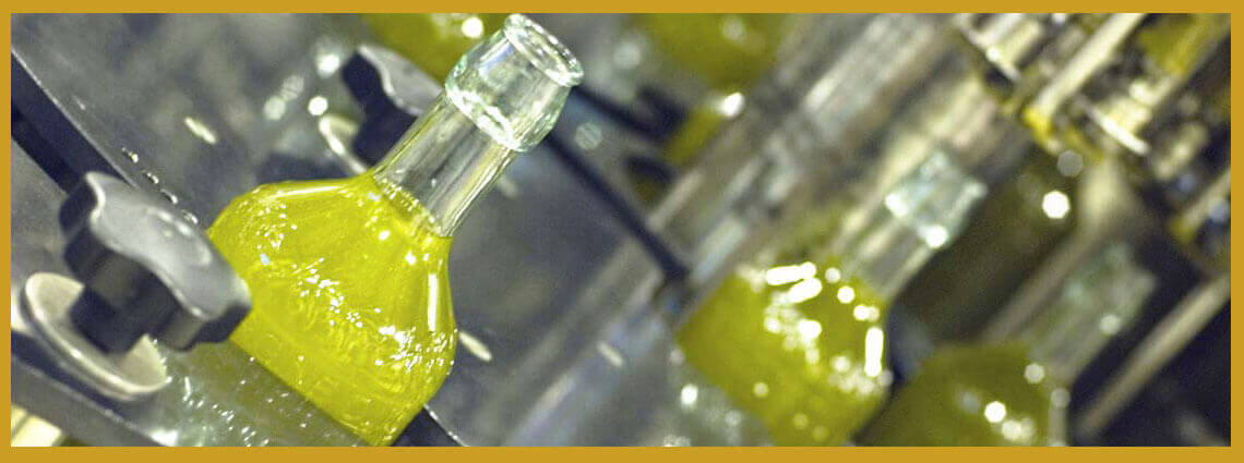 Olive oil processing plant