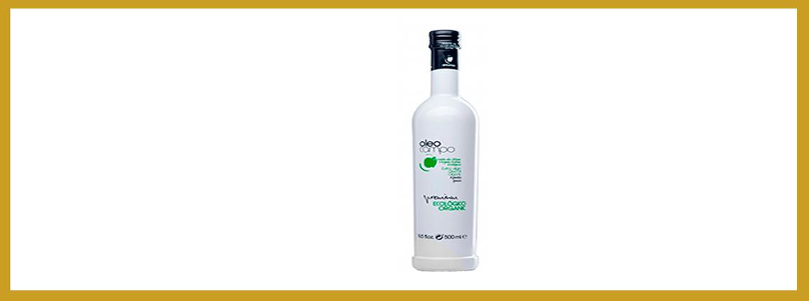 Oleocampo premiun - Es un aceite de picual elaborado en Jaén. Se extrae en frío y solo con aceitunas cosechadas el mes de noviembre.