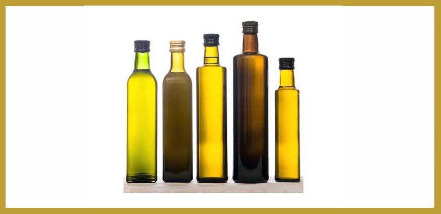 Hojiblanca, picual, arbequina olive oils