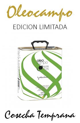 Comprar aceite de oliva Oleocampo Premium